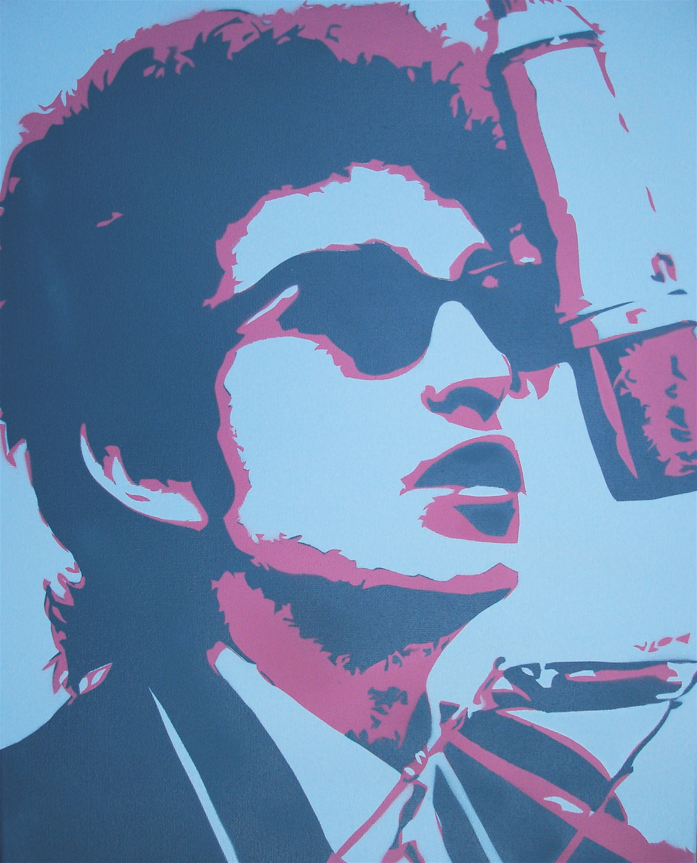 14. Who caused uproar at the Newport Folk Festival in 1965 by daring to play an electric guitar? Bob Dylan