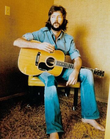 18. Which guitarist / singer was a member of the Yardbirds, Bluesbreakers, Cream and Blind Faith? Eric Clapton
