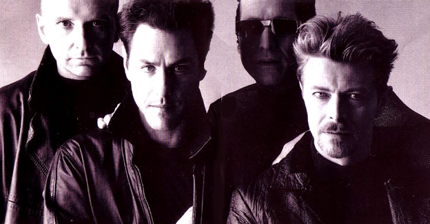 14.What was the name of the band formed by David Bowie in 1988? Tin Machine