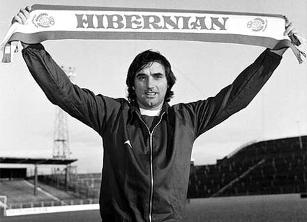26. Football. Which Scottish club did George Best play for in the early Eighties? Hibernian