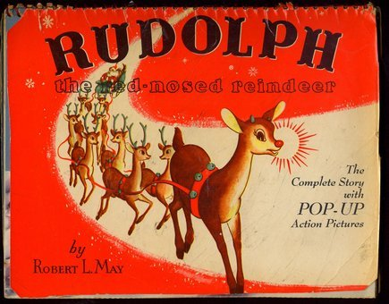10. What festive character was created in 1939 by Robert May, an employee at the american department store Montgomery Ward, for a Christmas promotion? Rudolph the Red Nosed Reindeer