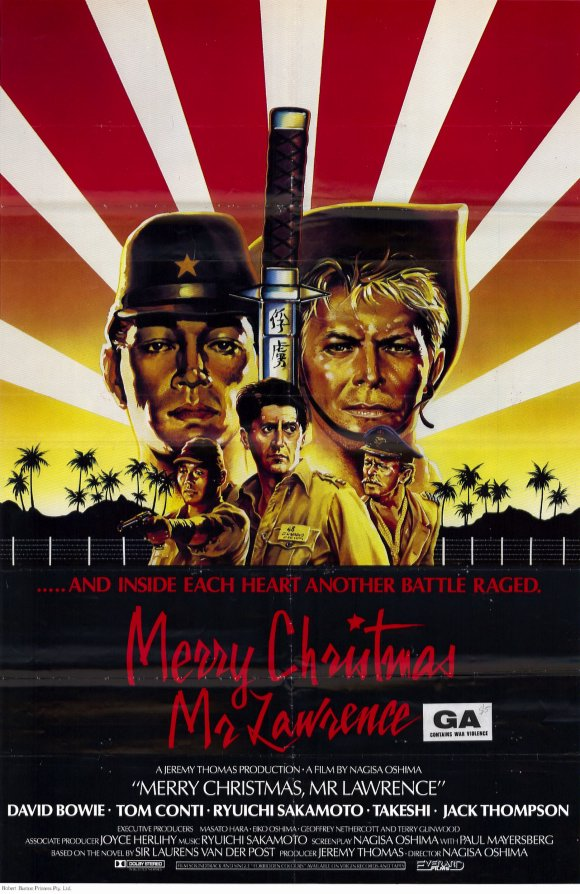 "13. Which rock singer starred in the film ""Merry Christmas Mr. Lawrence""? David Bowie"