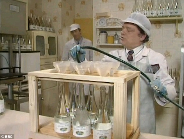 31. What brand of water do Del Boy and Rodney attempt to sell in their 1992 Only Fools and Horses Christmas special? Peckham Spring Water