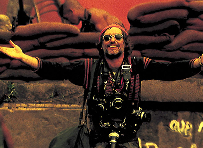 40. Which 1979 Vietnam War movie starred Marlon Brando, Martin Sheen and Robert Duvall? Apocalypse Now