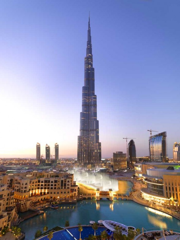 5. January 4, 2010 was the official opening of the tallest building in the world but in which country is it? The Burj Khalifa is in Dubai, United Arab Emirates (UAE)