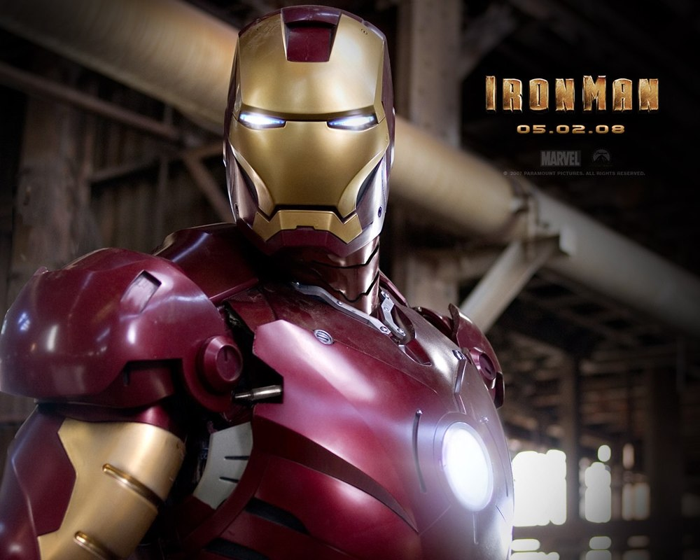 33. Who play's Tony Stark aka 'Iron Man' in the 2008 movie of the same name? Robert Downey Jr