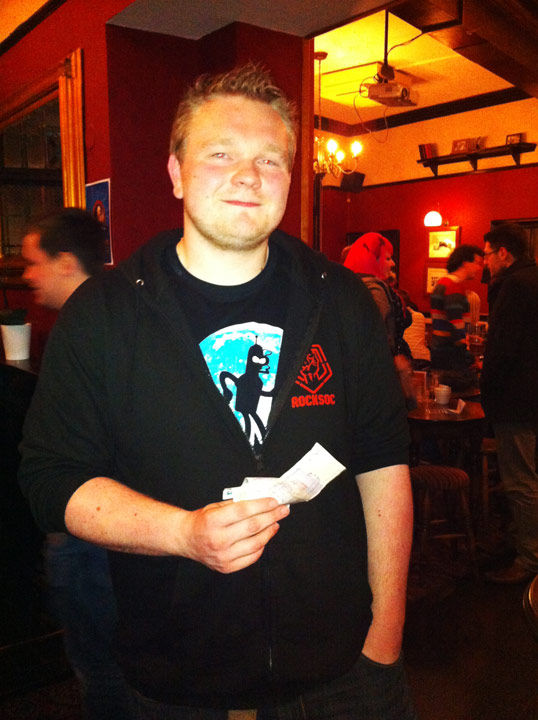 A record £47 won on the Wild Card... well done  Jonathan B .