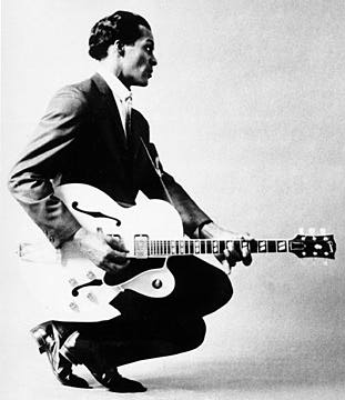 18. What was the name of Chuck Berry's 1972 hit which gave him his only UK number one? My Ding-A-Ling