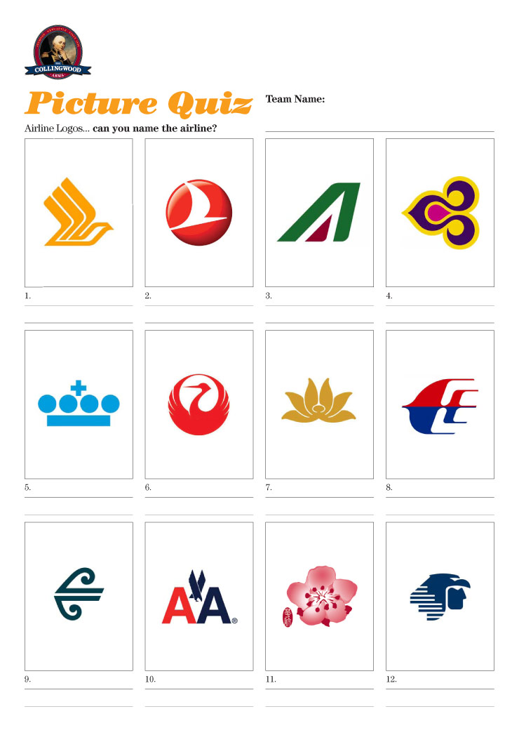 Airline Logos: How well travelled are you?