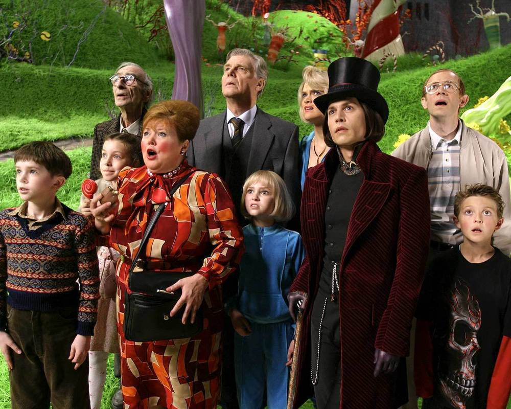 9. In which children's novel would you come across Augustus Gloop, Veruca Salt and Mike Teavee? Charlie and the Chocolate Factory