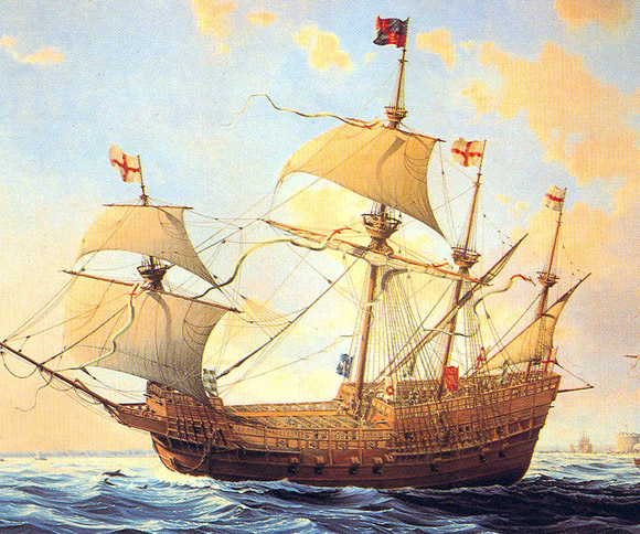 9. Which ship spent 437 years on the seabed off Portsmouth? The Mary Rose
