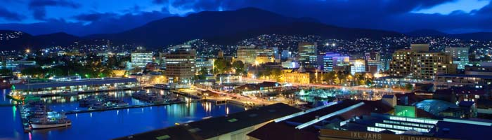 6. What is the capital city of the Australian state of Tasmania? Hobart