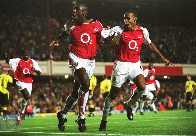 29. Who scored Arsenal's only goal in their 2-1 Champions League final defeat to Barcelona in 2006? Sol Campbell