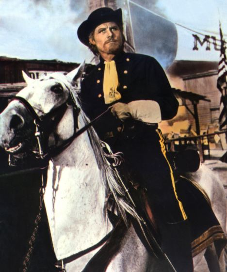 38. Which American hero has been played on film by Errol Flynn, Robert Shaw and Ronald Reagan? General Custer