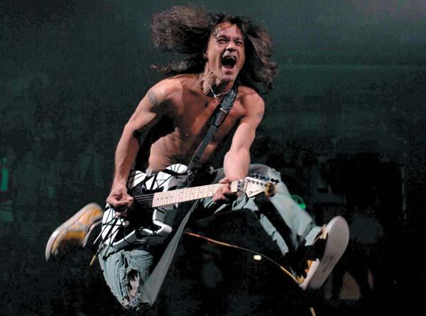 17. What is the name of the lead guitarist of Van Halen? Eddie Van Halen
