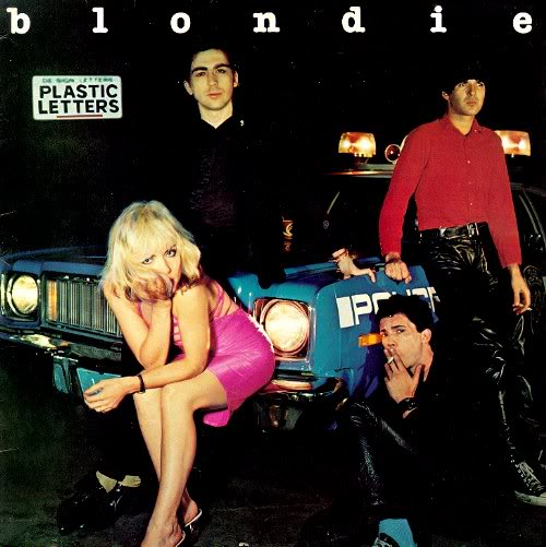 13. On which 1977 album by Blondie would you find the track Love At The Pier? Plastic Letters