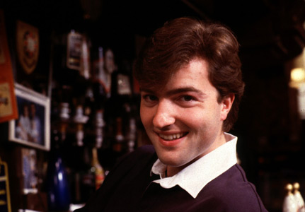 14. Who was the first member of the EastEnders cast to have a chart hit after plugging the song on the show? Nick Berry