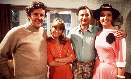 32. Which 70s TV sitcom saw Tom and Barbara (Goode) trying to become self-sufficient? The Good Life