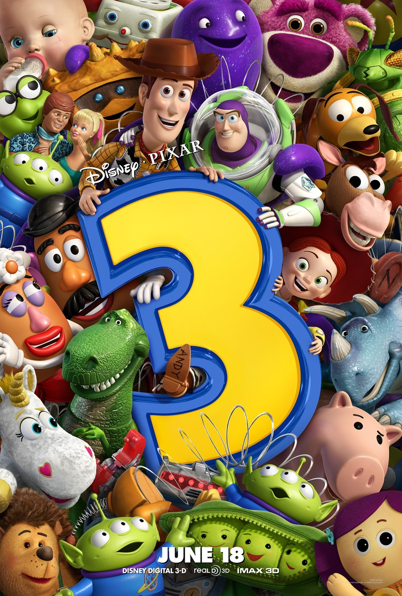 35. Which movie (according to Disney) became the highest grossing animated film of all time in 2010? Toy Story 3
