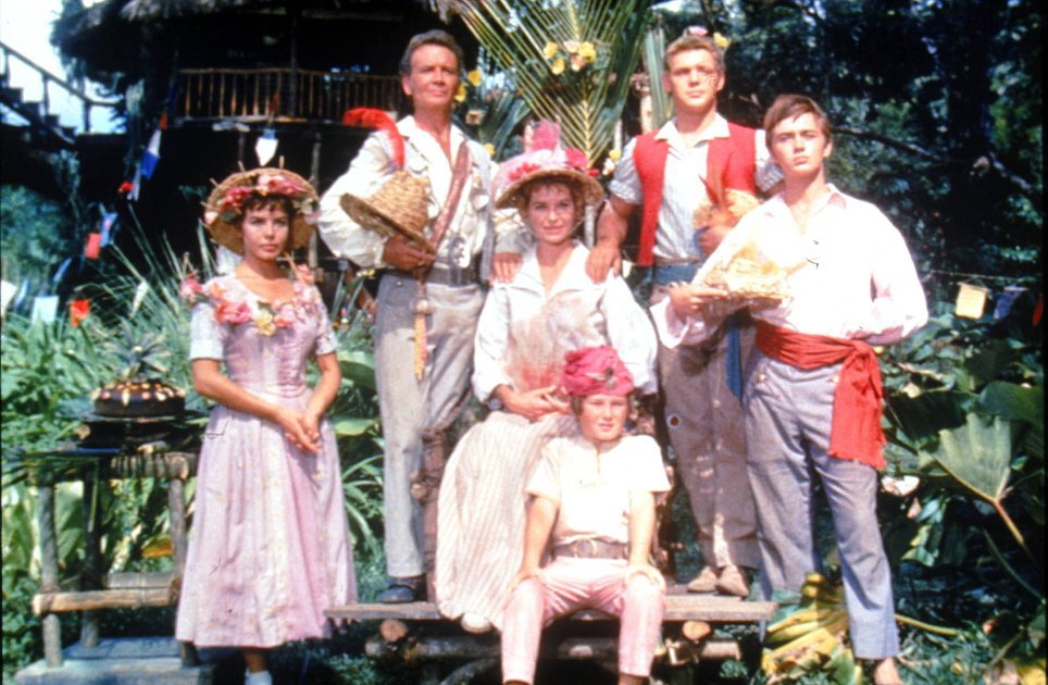9. Which well-known children's story was written by (Swiss) author Johann David Wyss? The Swiss Family Robinson