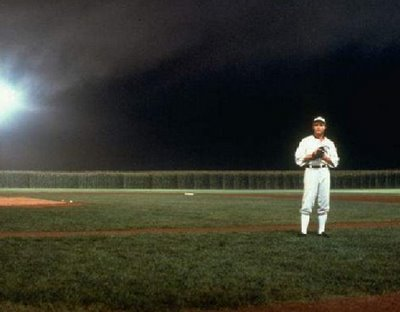 21. What sport is the subject of the 1989 film Field of Dreams? Baseball