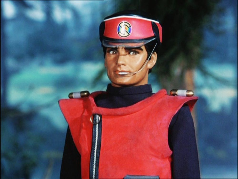 31. Who were Captain Scarlet's enemies? The Mysterons