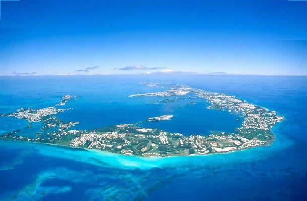6. Of which British Overseas Territory is Hamilton City the capital? Bermuda