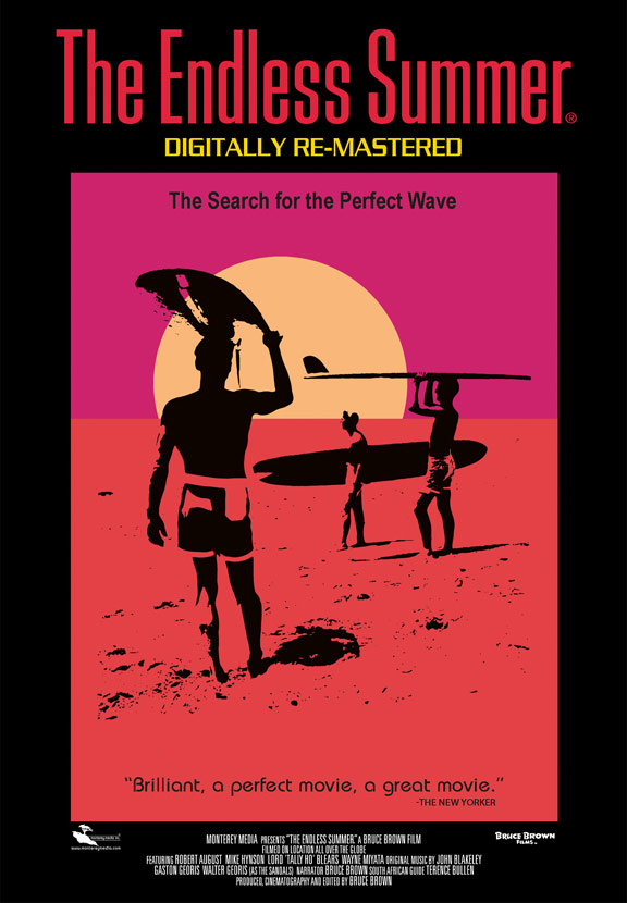 26. What sport is featured in the classic movie Endless Summer? Surfing
