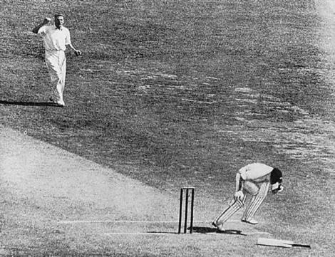 27. In 1932-33 the English cricket team struck on an idea to stop Don Bradman and his free scoring Aussie team-mates, leading to the tour being given what infamous name? The Bodyline Tour