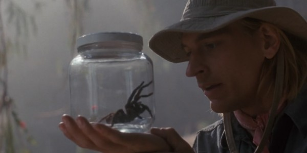 """34. Which 1990 comedy horror film had the tag-line """"Eight legs, two fangs and an attitude""""? Arachnophobia"""