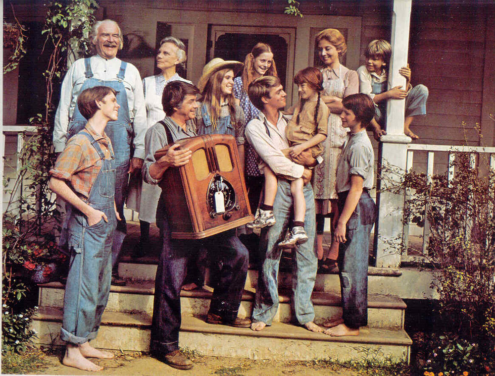 37. What was the surname of siblings John (Boy), Jason, Mary Ellen, Erin, Jim-Bob, Ben and Elizabeth who lived in Jefferson County, Virginia, USA? Walton (in The Waltons)