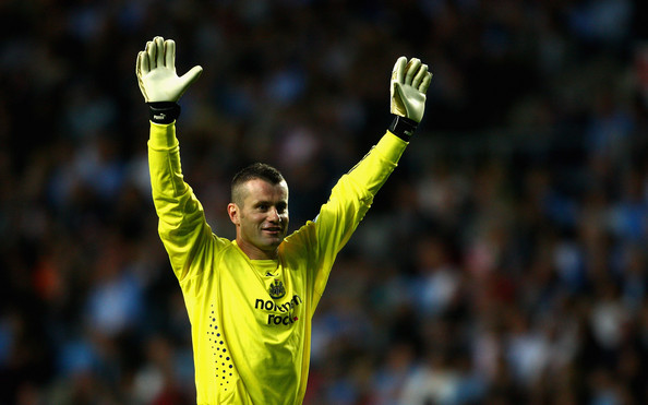 22. For which Premier League Club did Shay Given play for in the 2007/08 season? Newcastle United