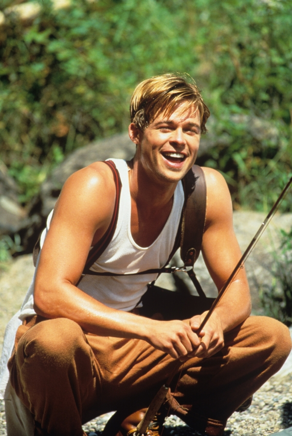 36. What 1992 film featured Brad Pitt as a Montana fly-fisherman named Paul McLean? A River Runs Through It