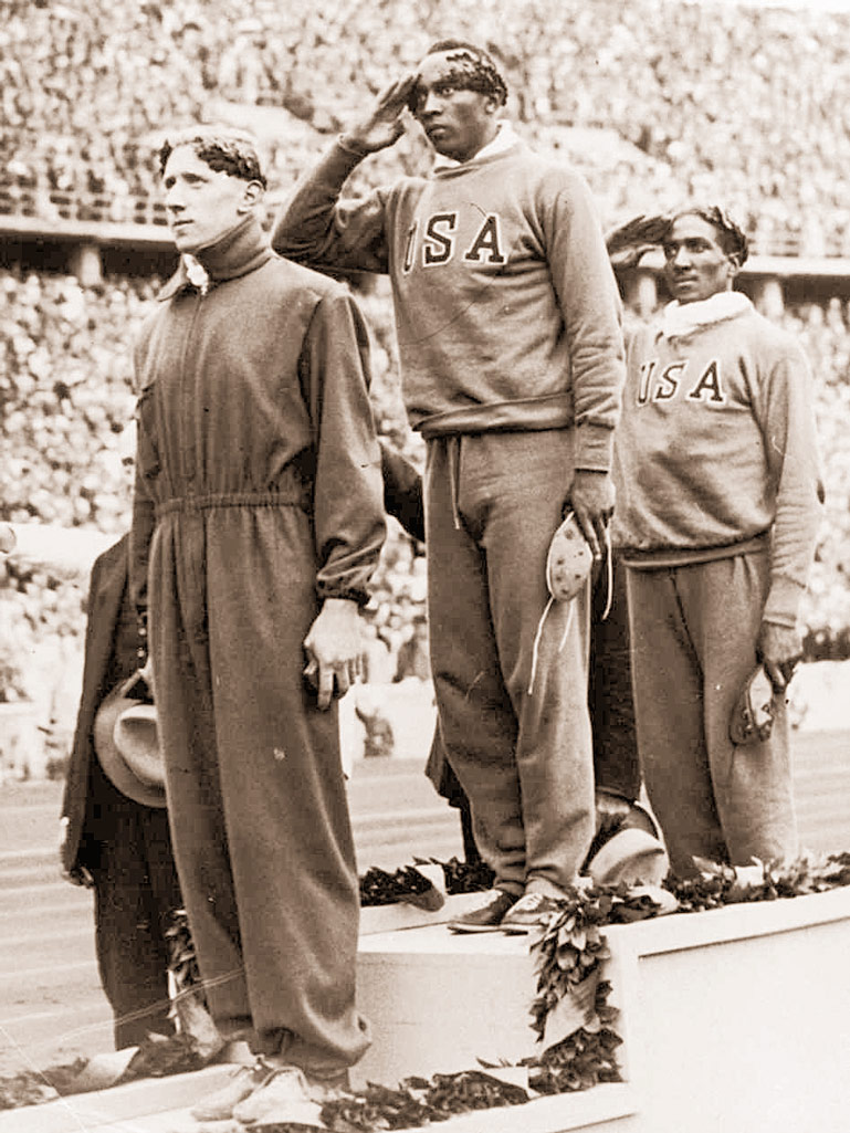 22. Jesse Owens famously won four Gold Medals in the 1936 Olympics – three were for sprinting (100m, 200m and Relay) but what was the fourth for? The Long Jump