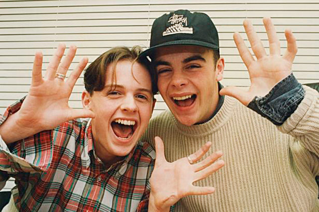 32. Ant & Dec were formerly known by what name? PJ and Duncan