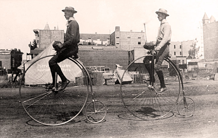 3. A velocipede was an early form of what form of transport? A Bicycle
