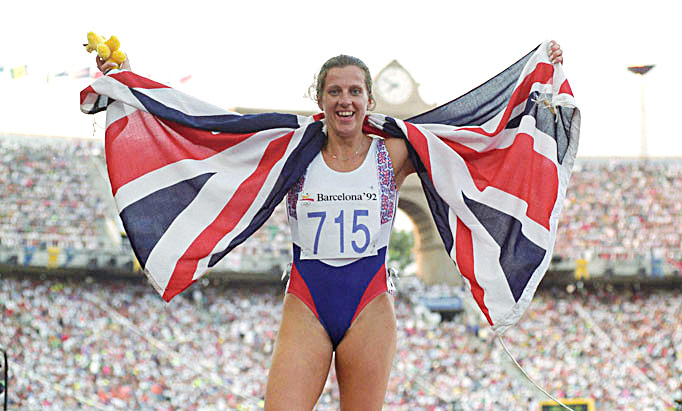 30.    At which distance did Sally Gunnell win her gold medal for hurdling at the 1992 Olympics? 400m