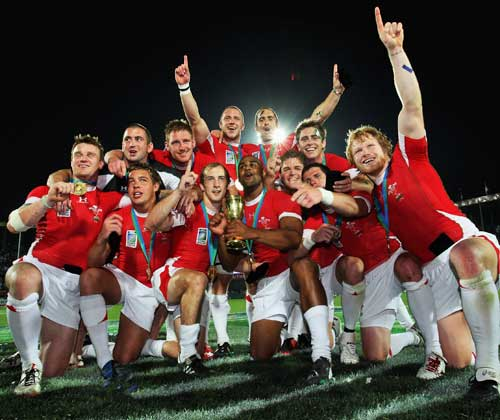Q29 Who won the 2009 Rugby World Sevens Cup? Wales