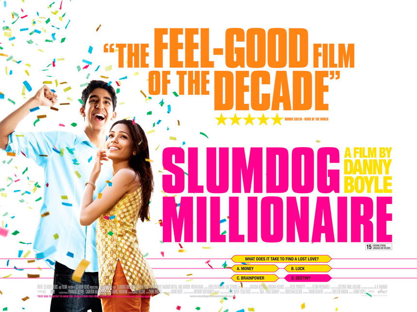Q33 Who directed the 2008 Oscar winner Slumdog Millionaire? Danny Boyle