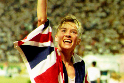 Q29 Who was the only female to win the BBC sports personality of the year in the 1990s? Liz McColgan (distance runner) in 1991
