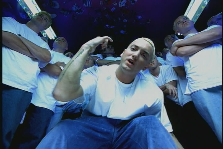 Q13 Which artist had a UK number one hit in the year 2000 with the song Real Slim Shady? Eminem