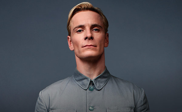 Q40 What is the name of the android character played by Michael Fassbender in the 2012 film Prometheus? David-8