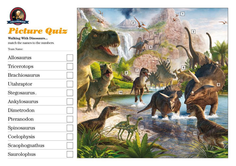 Grrrrrrrrr... Dinosaurs!