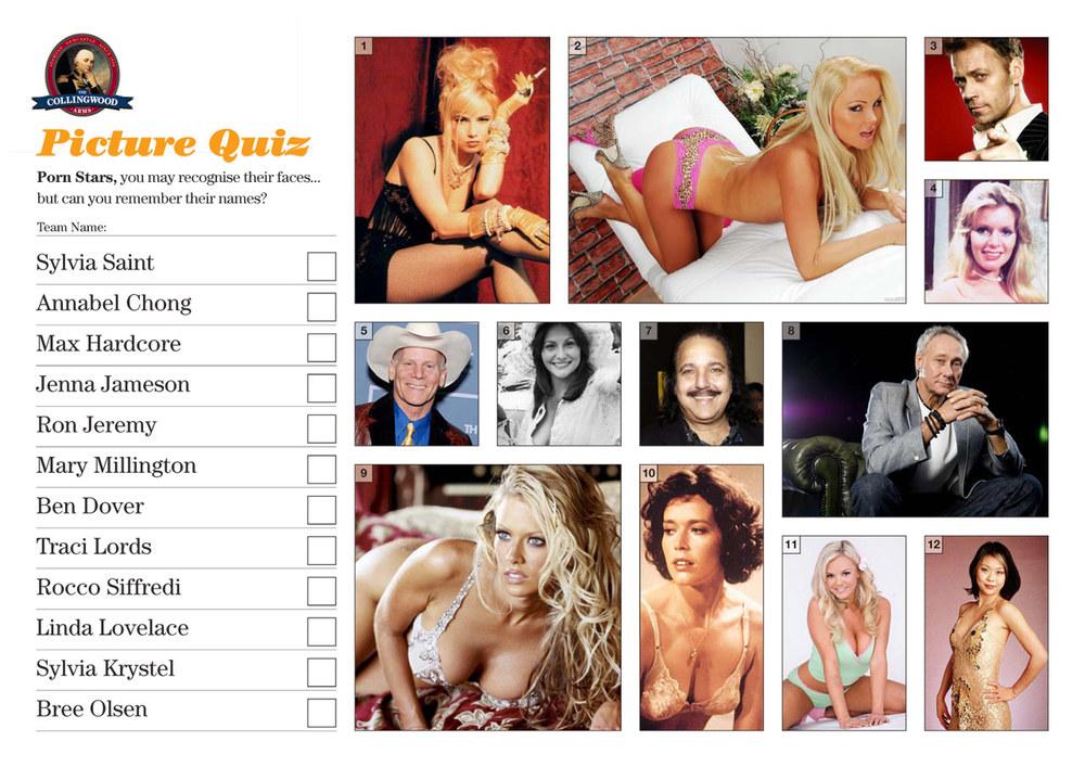 Porn Star Name Quiz 16