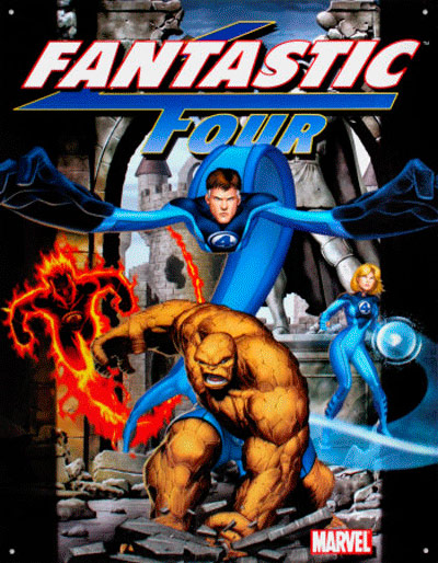 Q3 Marvel Comics Mr Fantastic, Invisible Woman, Human Torch and the Thing are better known as what? The Fantastic Four