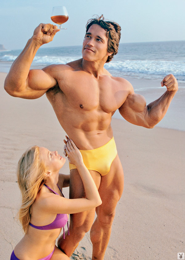 Q22 What career did Arnold Schwarzenegger have before acting and governing California? Body-building (and Power Lifting)