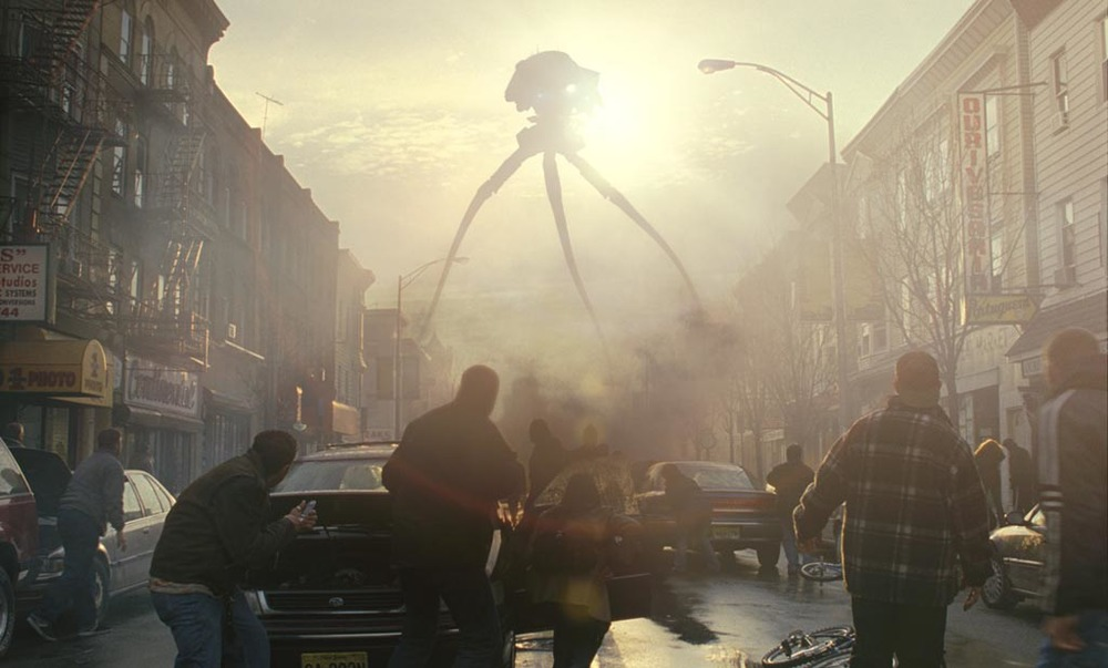 Q2 Who wrote the science fiction tale The War of the Worlds? H.G Wells