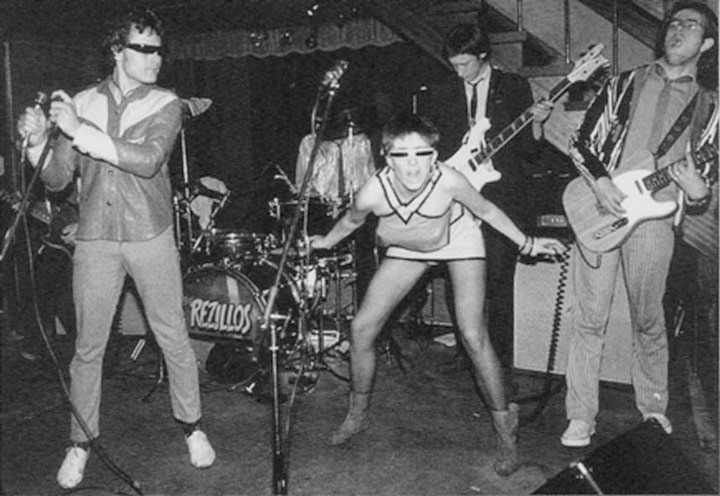 Q20 Which (Scottish) punk band formed in 1976 and still going... originally featured guitarist William Mysterious, drummer HiFi Harris and singer Fay Fife? The Rezillos