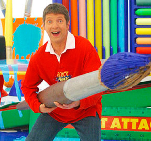 Q37 Which children's art and craft programme was presented by Neil Buchanan? Art Attack