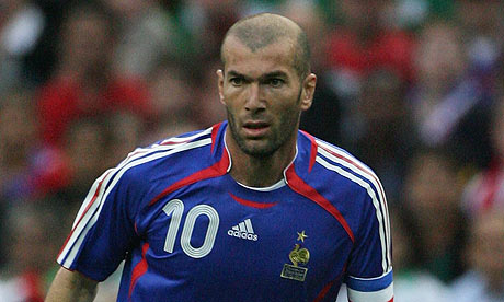 Q21 Which former World Footballer of the Year is often known simply as Zizou? Zinedine Zidane